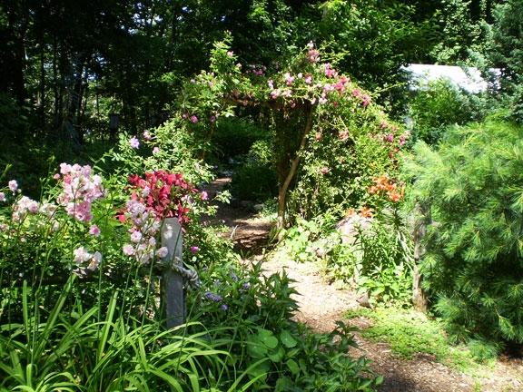 Path with Arbor