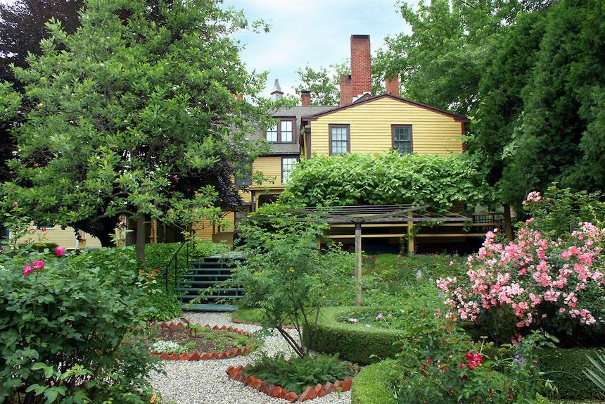 Butler McCook House & Garden